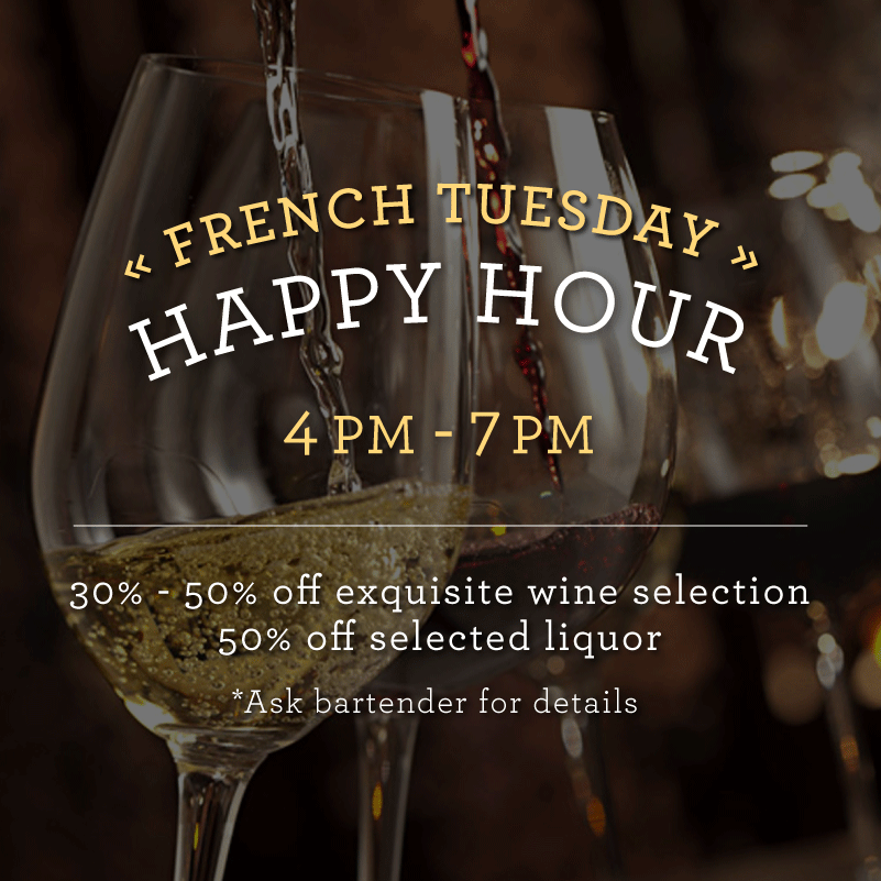 French Happy Hour