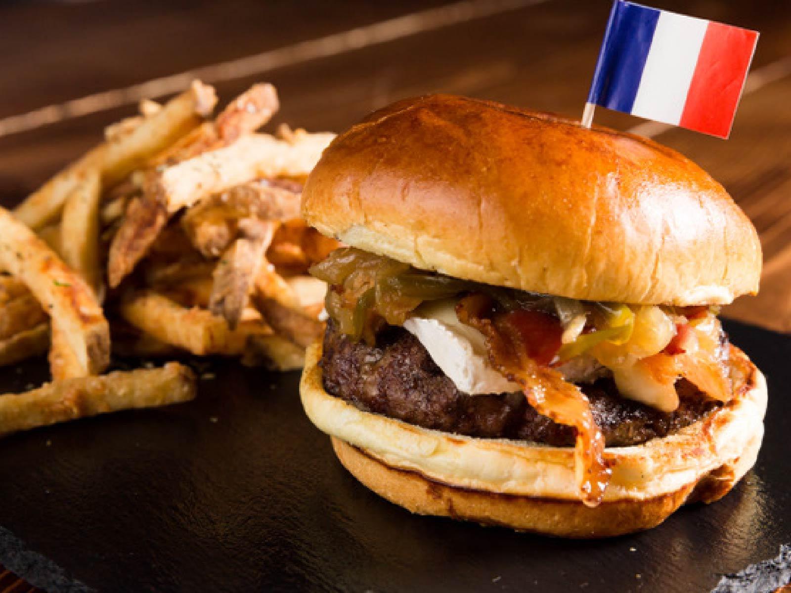 Olivier's Burger